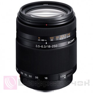 Sony 18-250mm f/3.5-6.3 DT (SAL18250.AE)