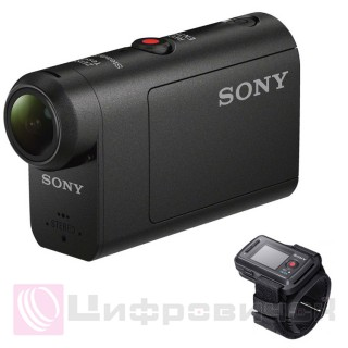 Sony HDR-AS50 з пультом RM-LVR2