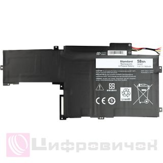 PowerPlant Dell Inspiron 14 7000 Series (5KG27) 7.4V 58Wh