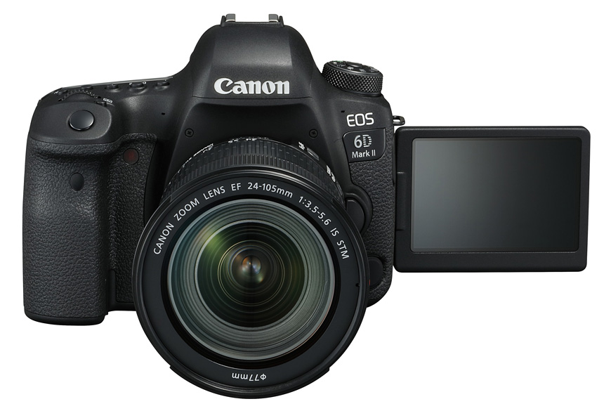 Новий Canon EOS 6D Mark II