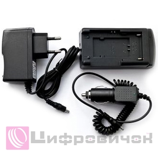 Універсальний ЗП PowerPlant Canon NB-9L, Casio NP-120, DMW-BCJ13