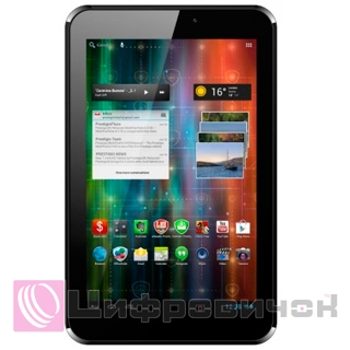 Prestigio MultiPad 2 Pro Duo 7.0 Black (PMP5670C_BK_DUO)