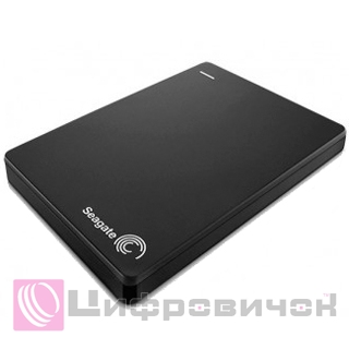 "Seagate Backup Plus Portable 2.5"", 1Tb (STDR1000200) Black"