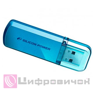 Silicon Power Helios 101 16 GB Blue (SP016GBUF2101V1B)