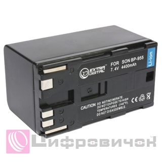 ExtraDigital Canon BP-955  Chip