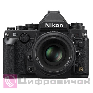 Nikon Df Kit (50 mm) Black