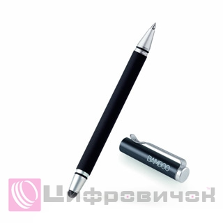 Bamboo Stylus duo2 (CS-150) Black