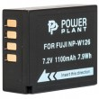 PowerPlant Fuji NP-W126