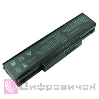 PowerPlant Asus F2, F3 (A32-F3, AS9000LH) 11.1V, 5200mAh
