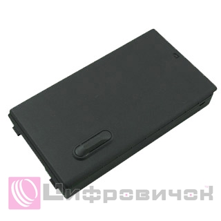 PowerPlant Asus A8, F8 (A32-A8, AS8000LH) 11.1V, 5200mAh