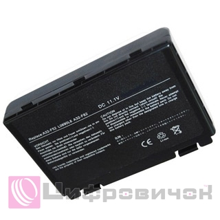 PowerPlant Asus F82 (A32-F82, AS F82 3S2P) 11.1V, 5200mAh