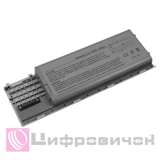 PowerPlant Dell D600 (C1295, DE D600 3S2P) 11.1V, 5200mAh