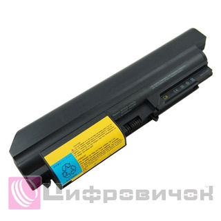 PowerPlant Lenovo ThinkPad R400 (FRU 42T5264, IM6020LH) 10.8V, 5200mAh