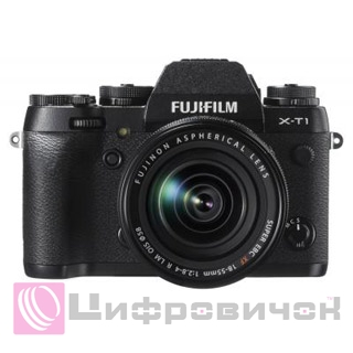 Fujifilm X-T1 Kit XF 18-55mm Black