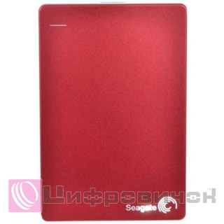 "Seagate Backup Plus Portable 2.5"", 2Tb (STDR2000203) Red"