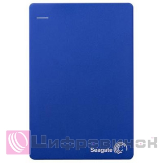 "Seagate Backup Plus Portable 2.5"", 2Tb (STDR2000202) Blue"