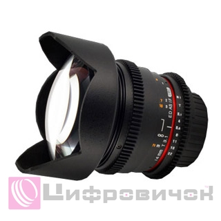 Samyang 14mm T3.1 ED AS IF UMC VDSLR Sony A