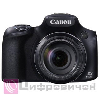 Canon PowerShot SX60 HS with Wi-Fi