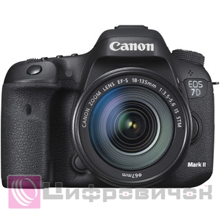Canon EOS 7D Mark II Kit (18-135 IS STM)