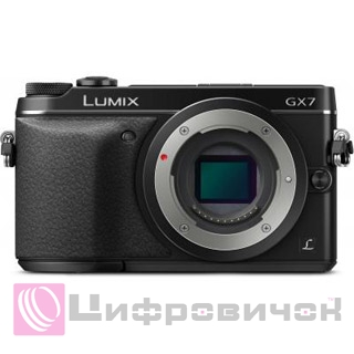Panasonic Lumix DMC-GX7 Body Black
