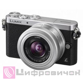 Panasonic Lumix DMC-GM1 Kit 12-32mm Silver
