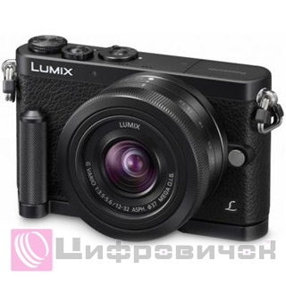 Panasonic Lumix DMC-GM1 Kit 12-32mm Black