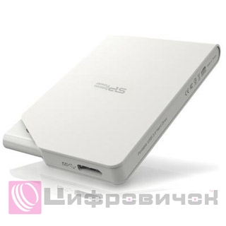 "Silicon Power Stream S03 2.5"", 2Tb (SP020TBPHDS03S3W) White"