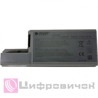 PowerPlant Dell D820 (DF192, DL8200LP) 11,1V 7800mAh