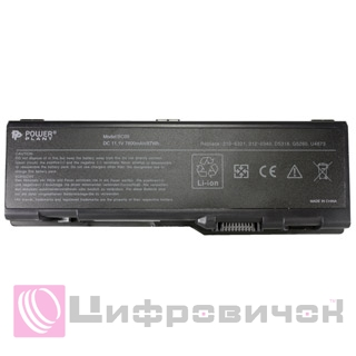 PowerPlant Dell Inspiron 6000 (D5318) 11.1V, 7800mAh