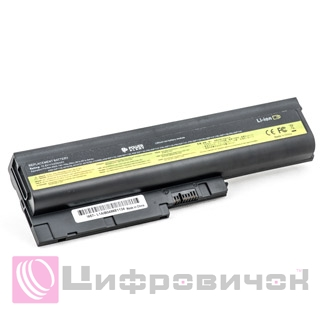 PowerPlant Lenovo ThinkPad R60 (92P1133) 10.8V, 7800mAh
