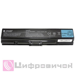 PowerPlant Toshiba Satellite A200(PA3533U-1BRS) 10.8V, 7800mAh
