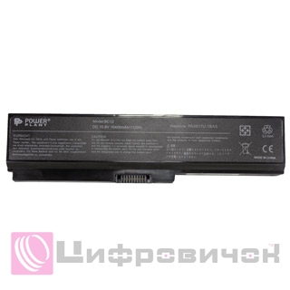 PowerPlant Toshiba Satellite L750 (PA3817U-1BRS) 10.8V, 10400mAh