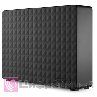 "Seagate Expansion 3.5"", 4Tb (STEB4000200) Black"