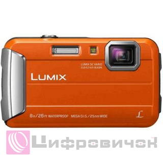 Panasonic Lumix DMC-FT30 Orange