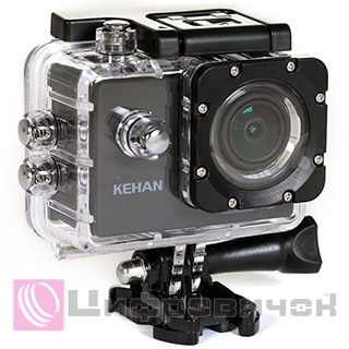 Екшн-камера Kehan ESR311 Full HD 1080p 60fps Wi-Fi