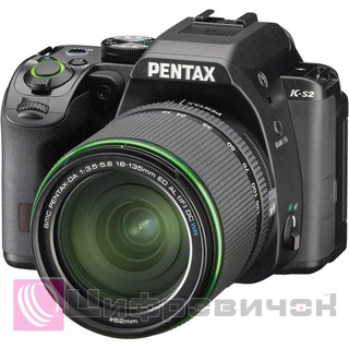 Pentax K-S2 Kit 18-135mm WR