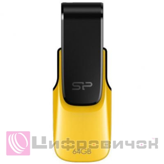 Silicon Power Ultima U31 64GB Yellow (SP064GBUF2U31V1Y)