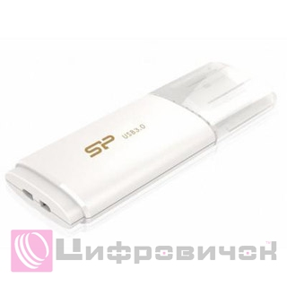 Silicon Power Blaze B06 32Gb White (SP032GBUF3B06V1W)