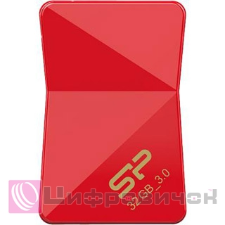 Silicon Power Jewel J08 32GB Red (SP032GBUF3J08V1R)