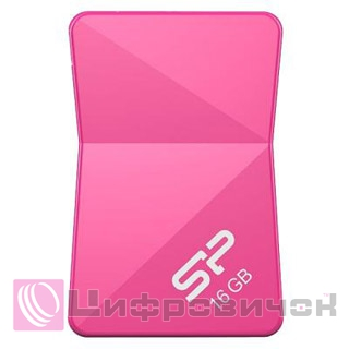 Silicon Power Touch T08 16GB Peach (SP016GBUF2T08V1H)