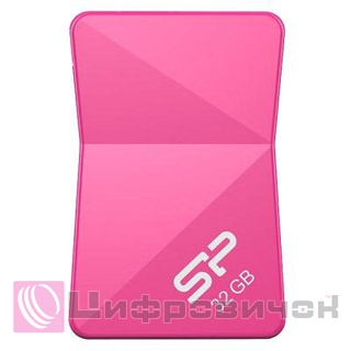 Silicon Power Touch T08 32GB Peach (SP032GBUF2T08V1H)