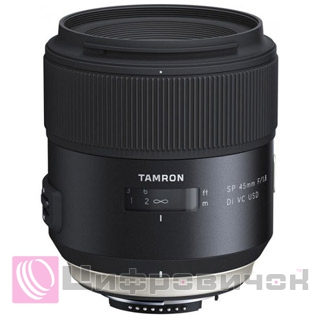 Tamron SP 45mm F/1.8 Di VC USD for Nikon