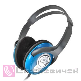 Gemix HP-680V Black-Blue