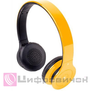Gemix BH-07 Bluetooth Yellow