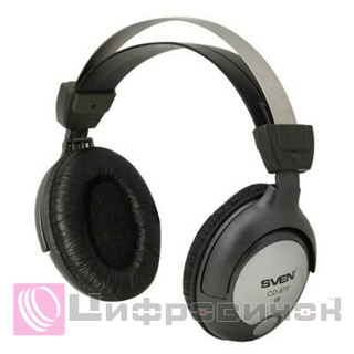 Sven CD-870 Black-Grey