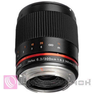 Samyang Reflex 300mm f/6.3 ED UMC CS Sony NEX Black