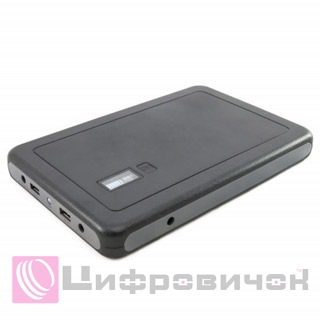 Power Bank ExtraDigital ED-6SL Black