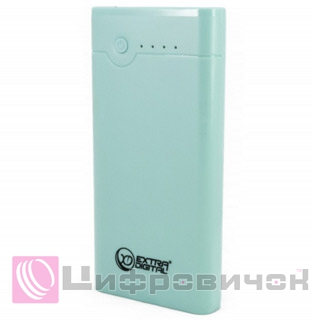 Power Bank ExtraDigital YN-010 Mint
