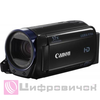 Canon Legria HF R66 HDV Flash Black