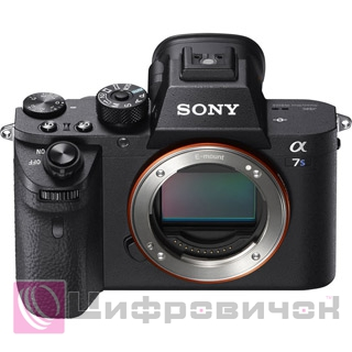Sony Alpha a7S II Body Black